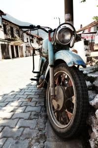 stary motor