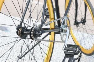 Bezpieczny rowerzysta w mieście