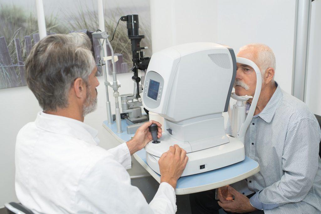 choroby wzroku - jaskra a zaćma