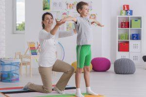 rehabilitacja dla dziecka w domu